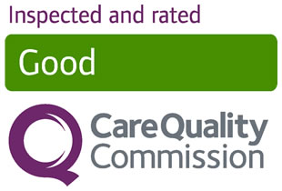 CQC Inspected and Rated Good